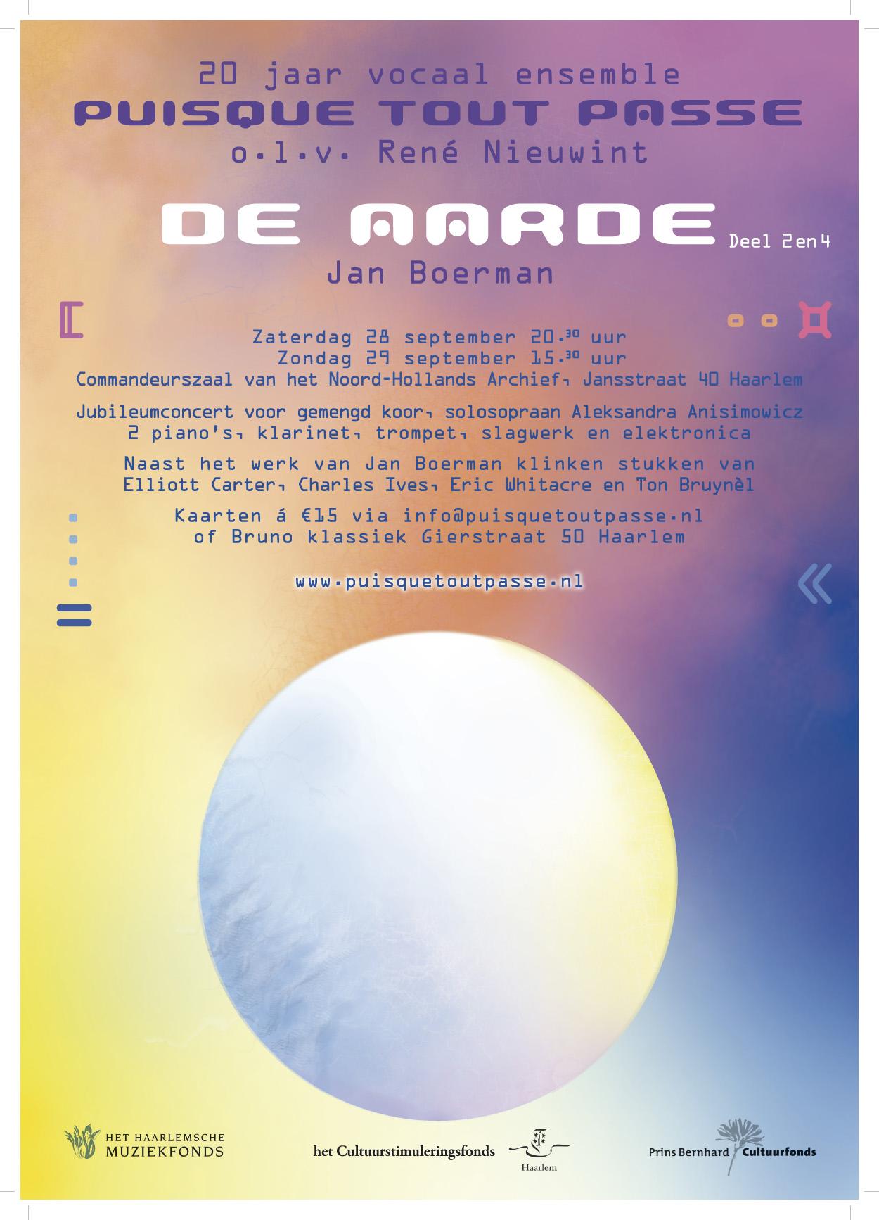 2013 De Aarde
